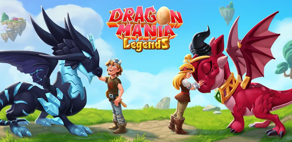 """แนะนำ """"เกม Dragon mania Legends""""  เกมจำลองสถานการณ์ในโลกมังกรยอดฮิต"""