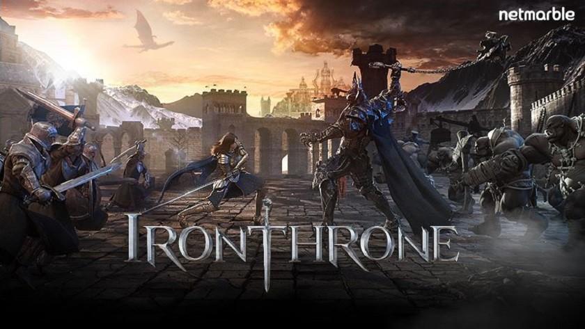 เกม Iron Throne กับการวางแผนการรบ เกมน้องใหม่ป้ายแดงจากค่าย Netmarble