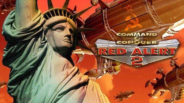 เกม RED ALERT 2 เกมที่ถูกกล่าวขานว่าเป็นเกมสร้างฐานที่ดีที่สุด