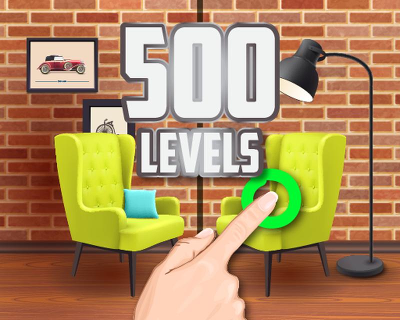 """ชวนเล่น """"เกมจับผิดภาพ 500 ระดับ"""" ถ้าคุณแน่จริง!! อย่าพลาดเกมนี้"""