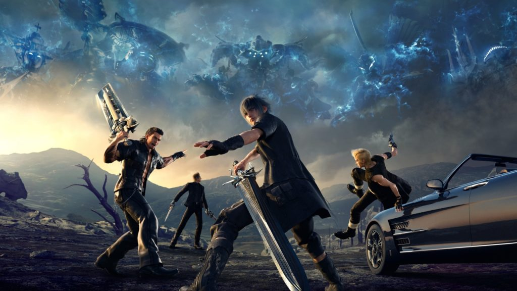 Final Fantasy XV เกมแนว RPG