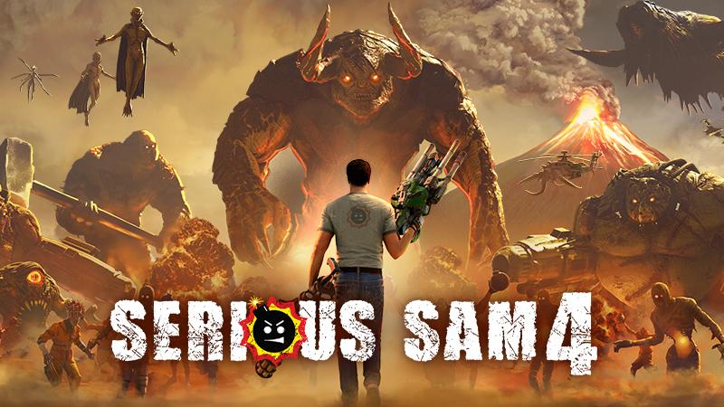 """""""เกม Serious Sam 4″ เกม PC ออนไลน์สุดมันส์ที่ทุกคนรอคอย"""