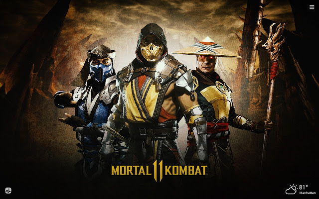 เกม Mortal Kombat 11 เกมสไตล์โหดเลือดสาดสุดมันส์ที่คอเกมเมอร์ต้องไม่พลาด