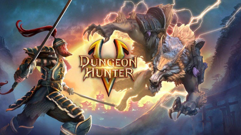 เกม Dungeon Hunter 5 ที่จะให้ผู้เล่นเข้าสู่การลงดันเจี้ยนล่ามอนสเตอร์