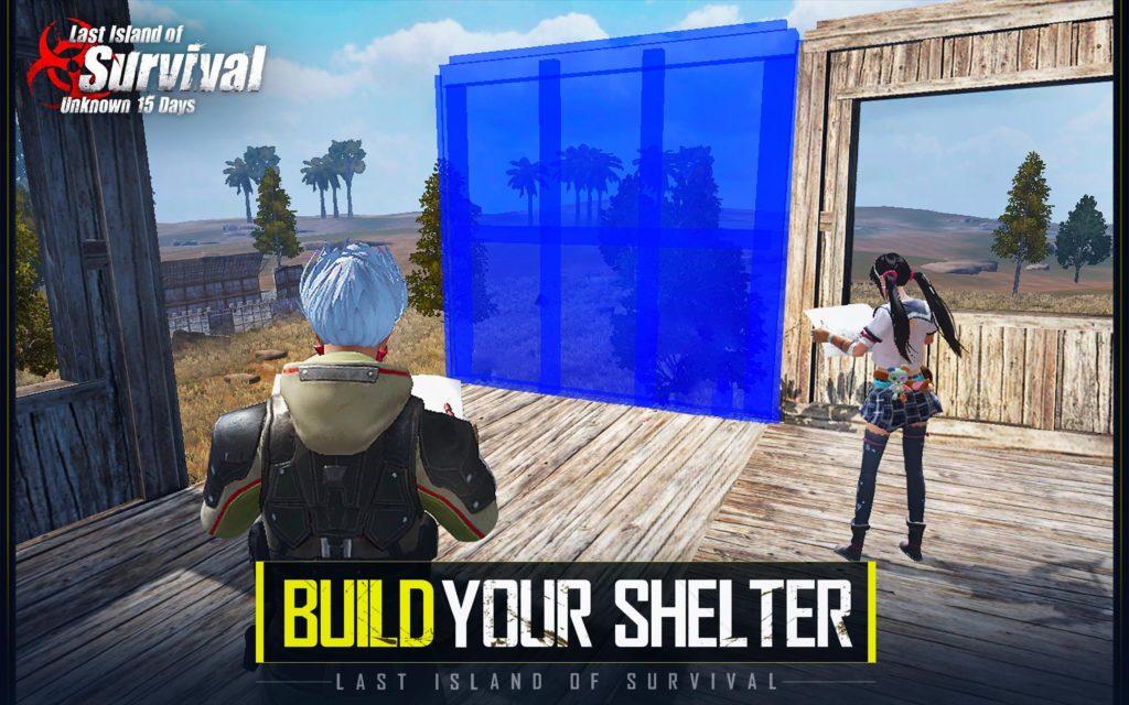 เกม Last island of survival