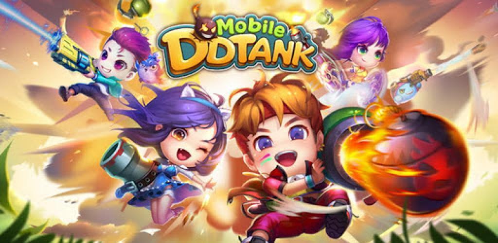เกม DDTank Mobile เกมสงครามสุดมันส์ที่มาพร้อมกับตัวละครสุดบ่องแบ๊ว