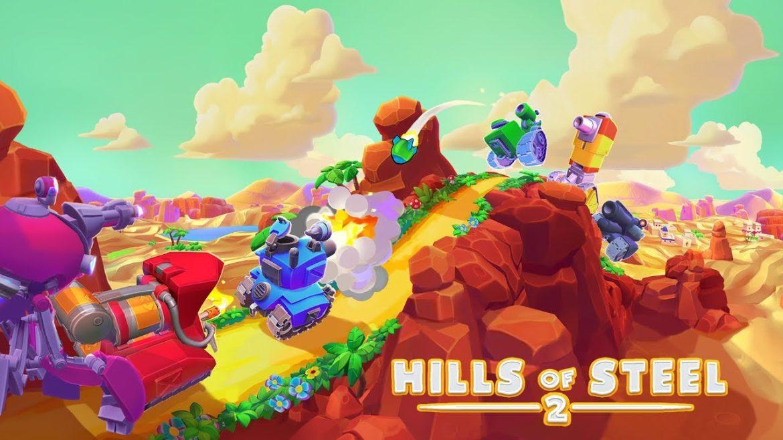 เกม Hills of Steel 2 กับการยกพลรถถังสุดล้ำไปถล่มฝ่ายศัตรูให้ย่อยยับ