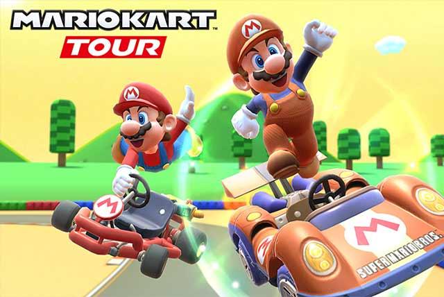 แนะนำ! เกม Mario Kart Tour เกมแข่งรถสุดน่ารักพร้อมพาคุณย้อนวัยไปด้วยกัน