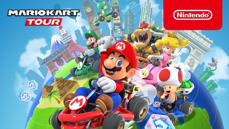 เกม Mario Kart Tour ที่จะพาทุกคนย้อนวัยไปพร้อมตัวละครสุดคลาสสิค