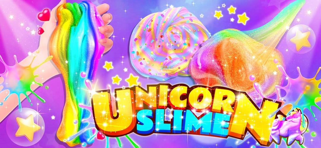 [เกมน่าเล่น] เกม unicorn slime เกมทำสไลม์สุดแสนน่ารักฟรุ้งฟริ้ง