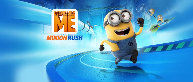 เกม Despicable Me: Minion Rush เกมสุดกวนจากอนิเมชั่นชื่อดัง