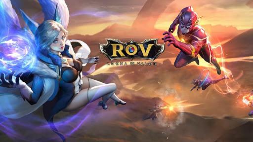 แนะนำ! เกม ROV เกมโมบามาแรงอันดับ 1 จากค่าย Garena
