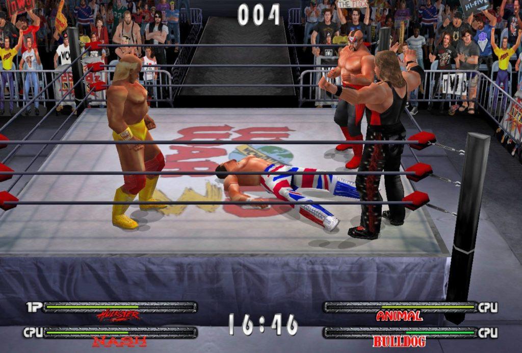 เกม WWF No Mercy