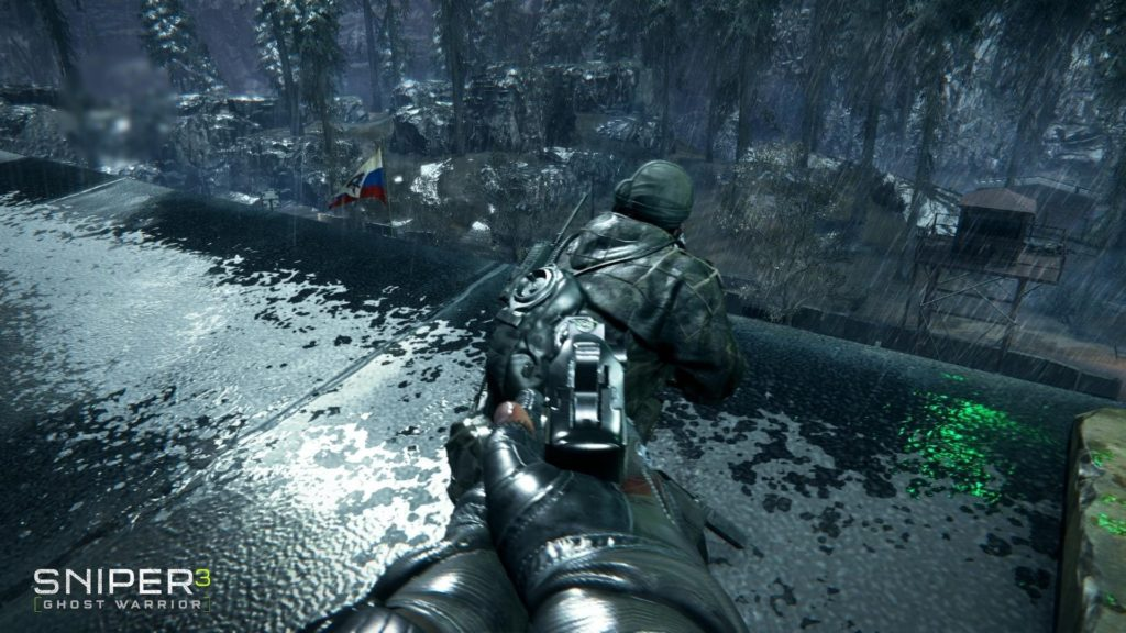 เกม Sniper Ghost Warrior Contracts