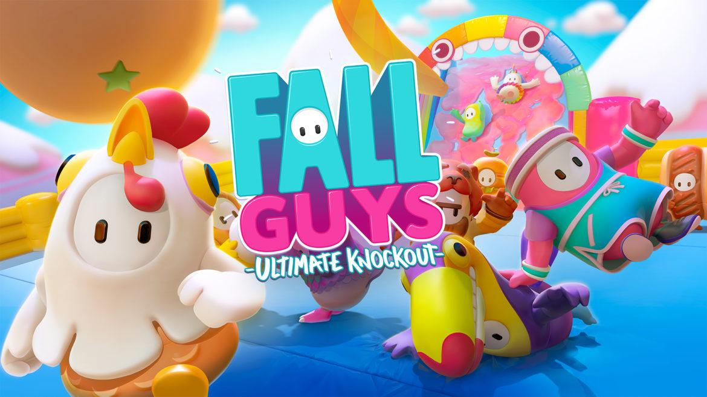 รีวิว เกมออนไลน์ Fall Guys Ultimate Knockout กับความดังพลุแตก