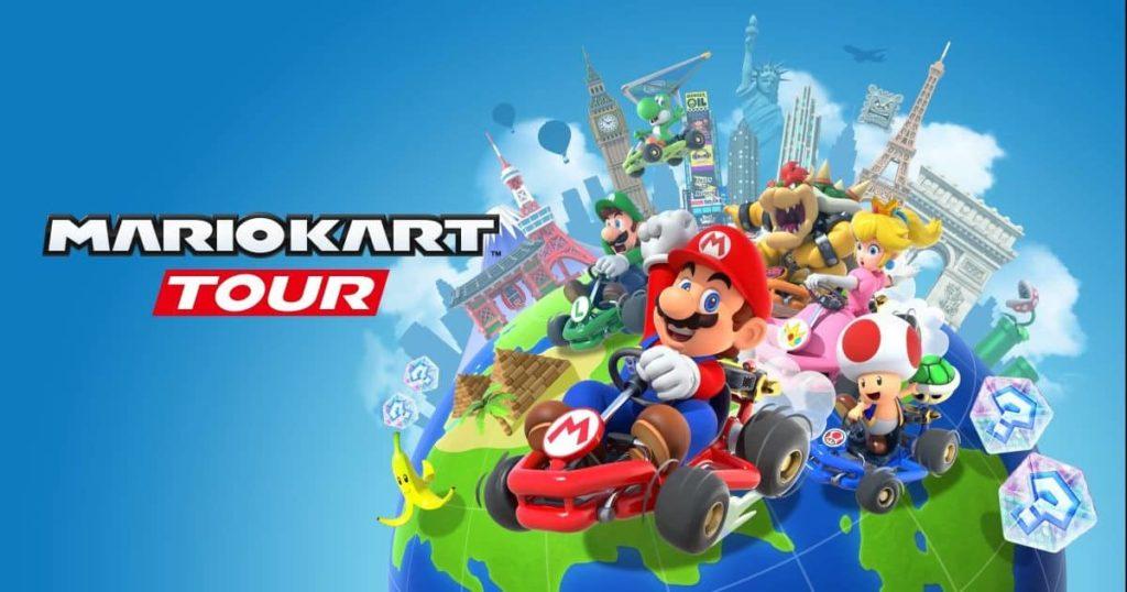 เกม Mario Kart Tour