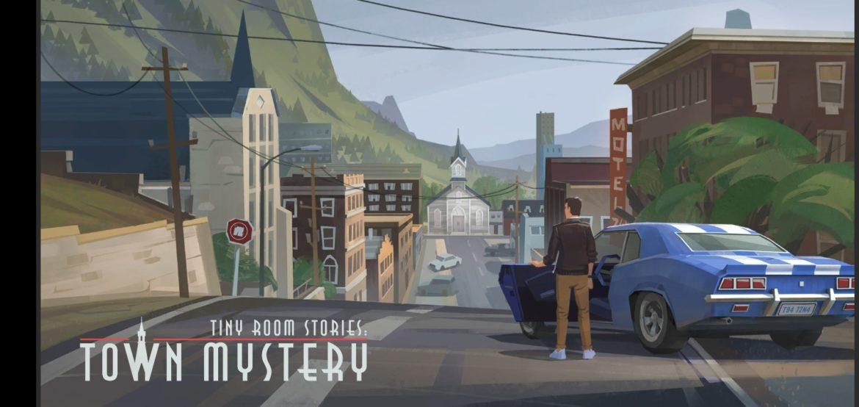 Review Game : ปริศนา Tiny room แก้ปริศนา ในเมืองขนาดเล็ก