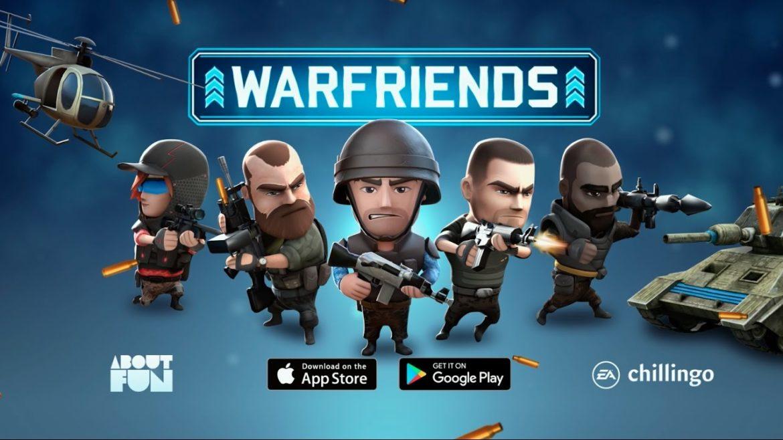 เกม WarFriends สงครามระหว่างเหล่าทหารจิ๋วสุดน่ารักที่ไม่ควรพลาด
