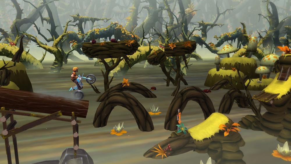 เกม Trials Frontier