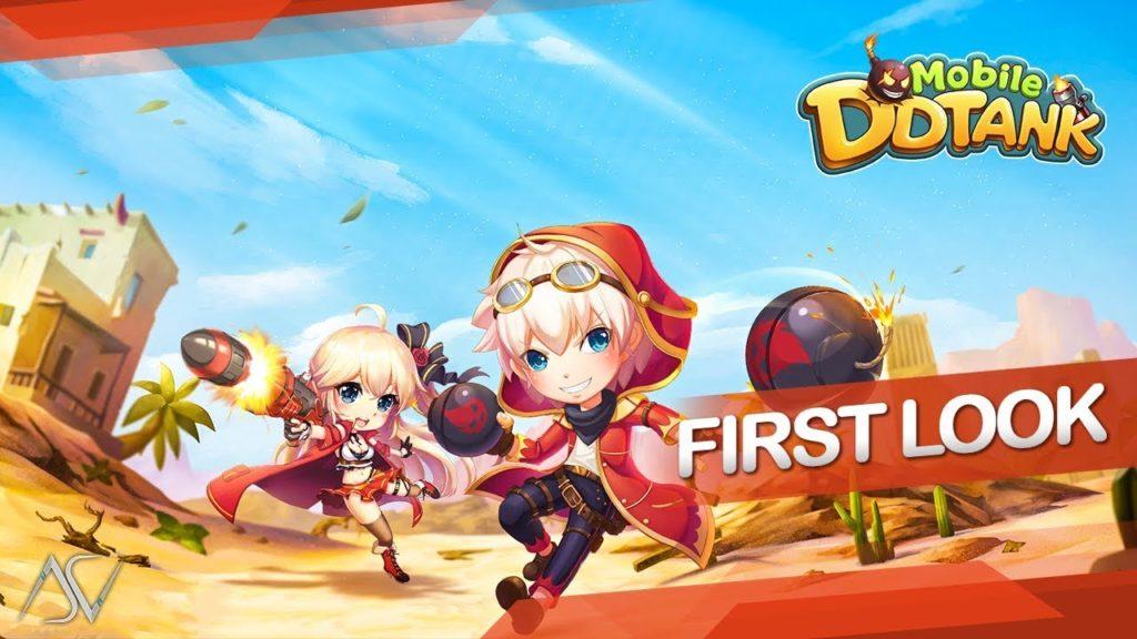 เกม DDTank Mobile