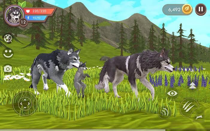WildCraft : เกมจำลองสัตว์ 3 มิติ ออนไลน์