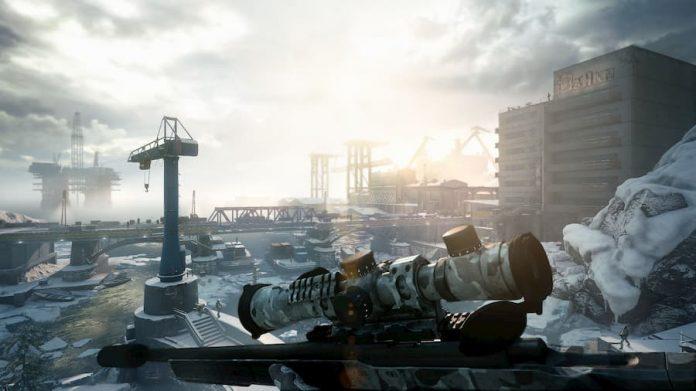 เกม Sniper Ghost Warrior Contracts