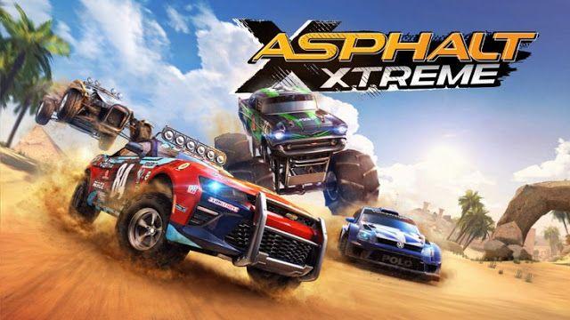 เกม Asphalt Xtreme Rally Racing กับการแข่งรถแนววิบาก