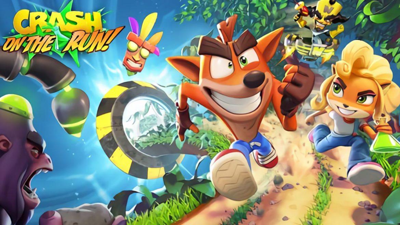 Crash Bandicoot :On the Run เปิดให้จองล่วงหน้าแล้วใน App Store