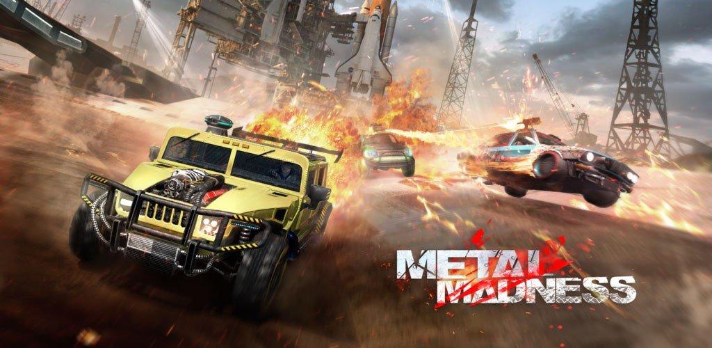 เกม Metal Madness กับการซิ่งรถออกไปบดขยี้ให้สิ้นซากกับเกม