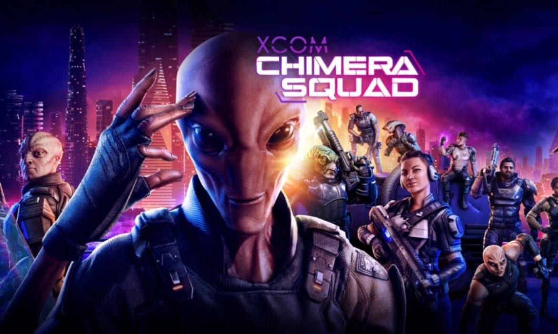 เกม Xcom : Chimera Squad เกมร่วมมือกับเอเลี่ยนเพื่อปราบเอเลี่ยน