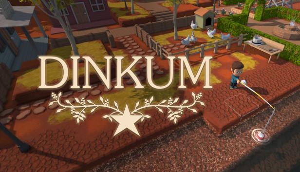 เกม Dinkum ก้าวเข้าสู่การใช้ชีวิตที่ดีไซน์ด้วยตัวเองสุดชิวล์ในชนบท