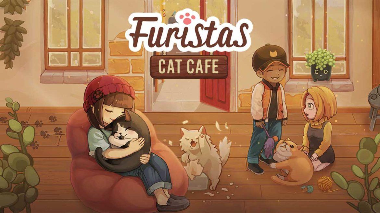 รีวิวเกมคาเฟ่แมวเหมียว Furistas สุดน่ารักในเวอร์ชั่นมือถือ สุดหวานแหวว