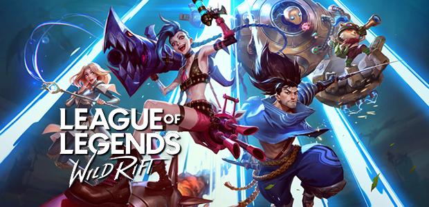 กลับมาสมการรอคอยสำหรับเกมที่มีชื่อว่า League of Legends :Wild Rift
