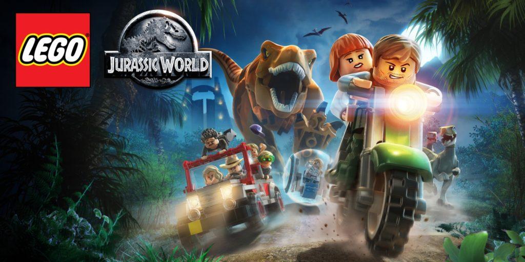 แนะนำ! เกม Lego Jurassic World เกมของคนรักไดโนเสาร์