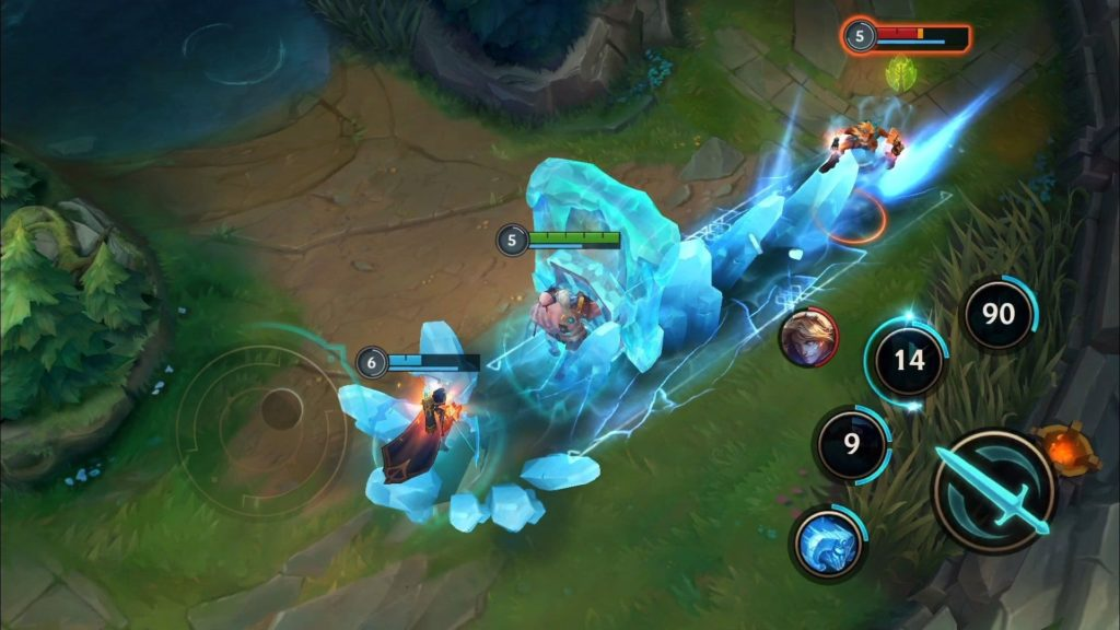 League of Legends :Wild Rift