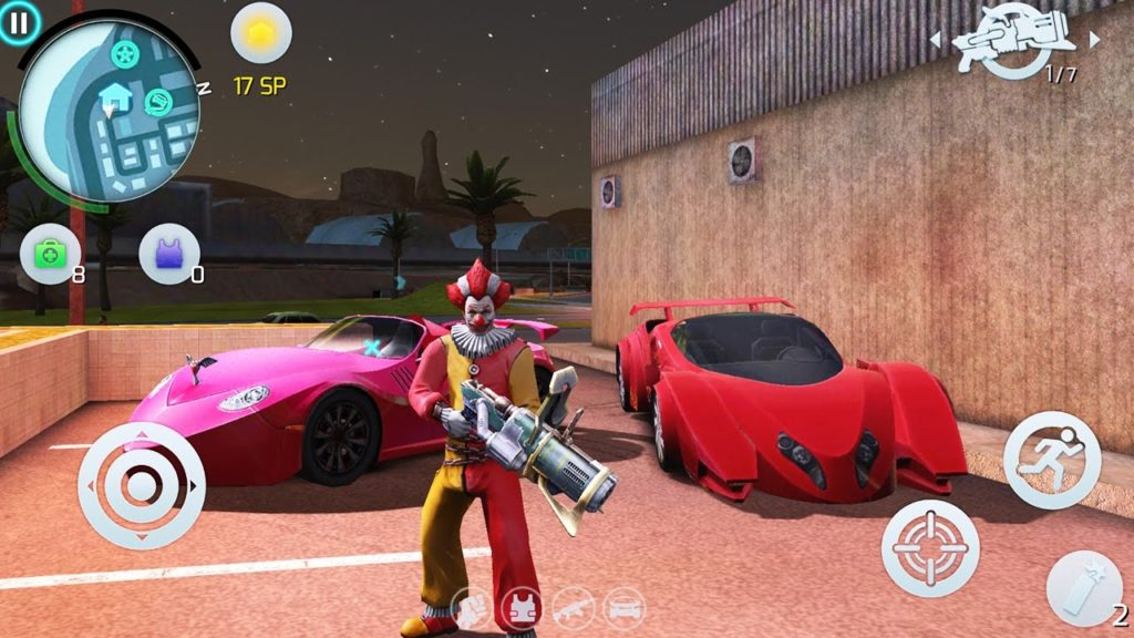 เกม Gangster Vegas