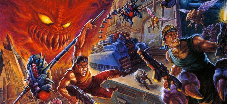 คอนทร้า 3 เกมยิงฝ่าด่านในตำนานกับสงครามเอเลี่ยนที่มาบุกโลก