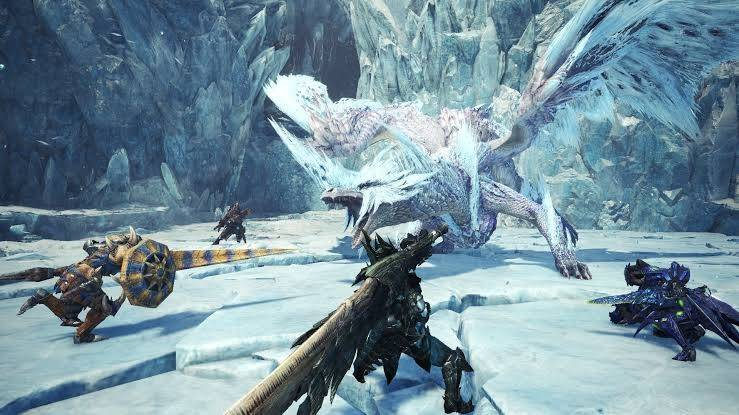 เกม Monster Hunter : World Iceborne
