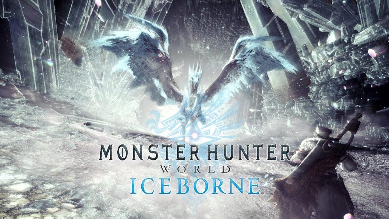 Monster Hunter : World Iceborne ร่วมล่ามอนในดินแดนน้ำแข็ง