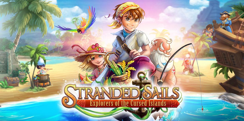เกม Stranded Sails : Explorers of the Cursed Islands ล่องเรือไปกับโจรสลัด