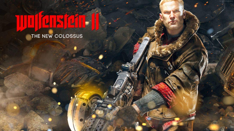 เกม Wolfenstein II :The New Colossus แหกค่ายกบฏบุกถล่มค่ายนาซีให้ย่อยยับ