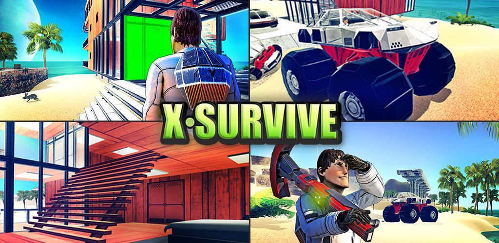"""""""เกม X Survive"""" ชีวิตบนดาวเคราะห์ที่ไร้สิ่งมีชีวิตและเรียนรู้เพื่อเริ่มต้นชีวิตใหม่"""