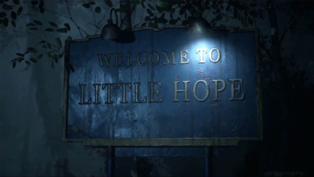The Dark Pictures Anthology: Little Hope ซีรี่ย์เกมสยองขวัญภาคต่อ