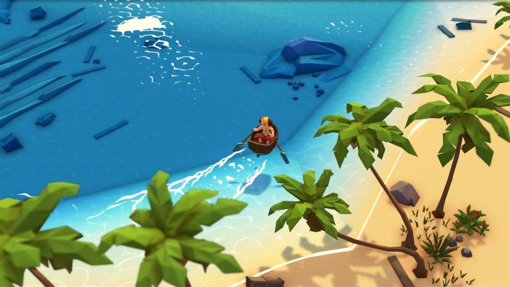 เกม Stranded Sails