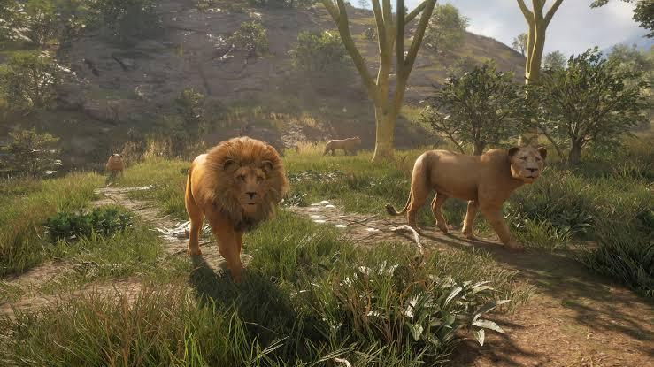 รีวิวเกม The Hunter : Call of the wild™