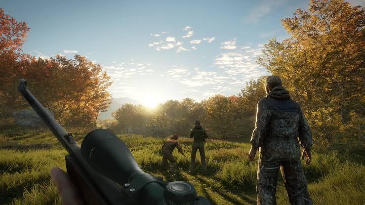 เกม The Hunter