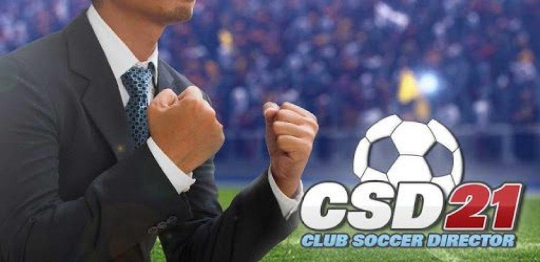 เกม Club Soccer Director เกมที่จะทำให้คุณเป็นได้มากกว่าผู้จัดการทีม