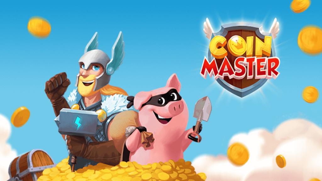รีวิวเกมออนไลน์ เกม Coin Master ที่มียอดดาวโหลดสูงมากในขณะนี้