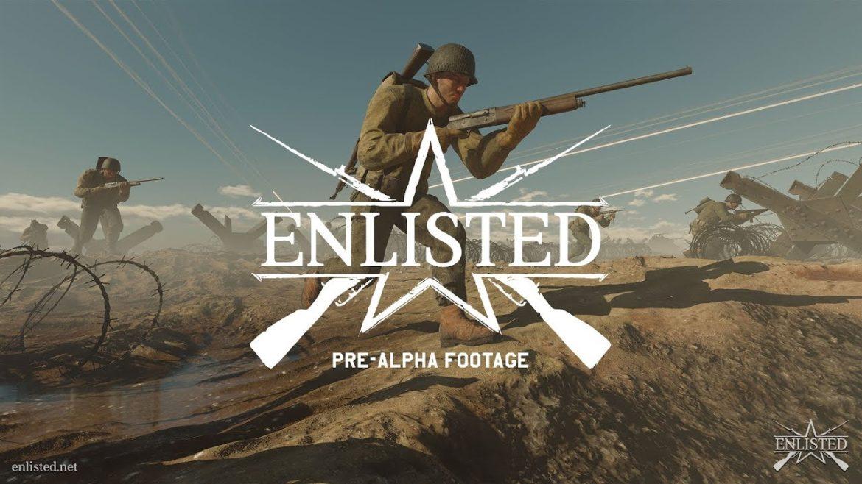 """ช่วงชิงความเป็นหนึ่งในสงครามแห่งประวัติศาสตร์โลกไปกับเกมที่มีชื่อว่า """"Enlisted"""""""