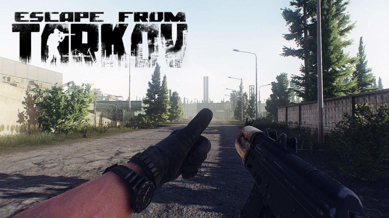 """หลบหนีพร้อมต่อสู้ไปกับเกม """"Escape from Tarkov"""" กันเถอะ"""